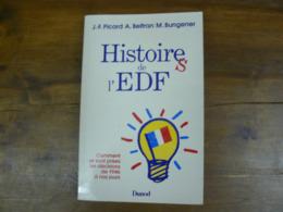 Histoires De L' EDF - Boeken, Tijdschriften, Stripverhalen