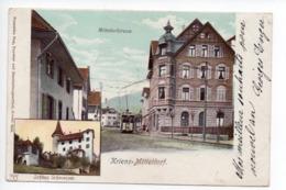 Kriens Tram --  184 - LU Lucerne