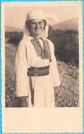 DUBROVNIK - Narodna Nosnja ( Croatia ) * Travelled 1938. * Ragusa National Folk Costume Croazia Kroatien - Croatia