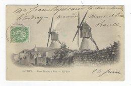 CPA - 49 - Saumur - Vieux Moulins à Vent - Saumur