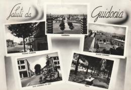 Lazio - Roma - Guidonia - Saluti Da Guidonia - Vedutine - - Guidonia Montecelio