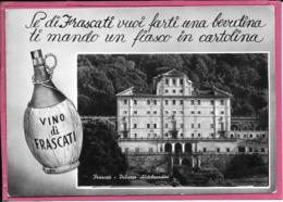 Frascati - Palazzo Aldobrandini - Vino Di..... - Italy