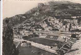 MONACO  Le Stade Louis II - Mehransichten, Panoramakarten