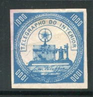 BRESIL- Timbre Télégraphe- Y&T N°3- Neuf Sans Gomme - Telegraphenmarken