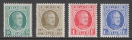 Belgium  254/57  XX (MNH)   Cote 30,00 Euro - Nuovi