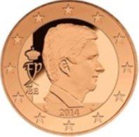 Belgie 2019  2 Cent Met De Afbeelding Van Koning Filippe  UNC Uit De BU - UNC Du Coffret  !!! - België