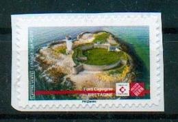 France 2019 - Fort Cigogne, Finistère, Bretagne, Les Glénans / Brittany, Glenans Archipelago   - MNH - Schlösser U. Burgen