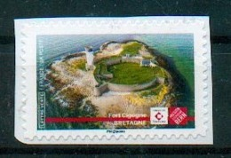 France 2019 - Fort Cigogne, Finistère, Bretagne, Les Glénans / Brittany, Glenans Archipelago   - MNH - Castelli