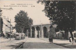 Viroflay - Route Nationale Et Le Viaduc - Viroflay