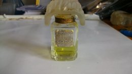 """Miniature De Parfum COTY    """" Complice """" Sans Boite 1ère Taille 7 Cm Parfum - Miniatures Anciennes (jusque 1960)"""