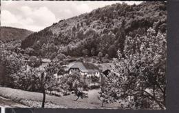 "Seelbach Gasthaus "" Zum Schwert ""  1955 - Lahr"