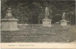 TERVUEREN-TERVUREN - Statues Dans Le Parc - N'a Pas Circulé - Tervuren