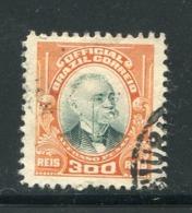 BRESIL- Service Y&T N°6- Oblitéré - Dienstzegels