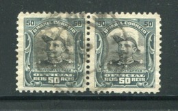 BRESIL- Service Y&T N°16 En Paire- Oblitéré - Dienstzegels