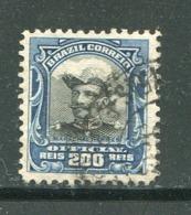 BRESIL- Service Y&T N°18- Oblitéré - Dienstzegels