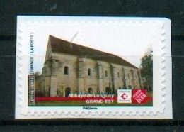 France 2019 - Grand Est, Champagne, Haute Marne, Abbaye De Longuay / Longuay Abbey  - MNH - Chiese E Cattedrali
