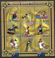 Mozambique  2001 Olympic Games - Sydney, Australia (2000) MNH - Summer 2000: Sydney - Paralympic