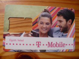 T-Mobile SIM Card Hungary - Hongrie