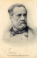 39 - Louis Pasteur Né à DOLE - 1822-1895 - Dole