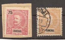 FUNCHAL - N° 14 + N° 24 Sur Fragment - Funchal