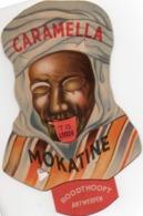 ANTWERPEN ANVERS ROODTHOOFT  MOKATINE  VOLLEDIG  ZIE SCANS  KARTON 11/15 CM - Plaques En Carton