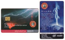 Hungary - A-2001-03 Villám 2000ex - Lightning - From The Power Of Nature Serie - Hongrie