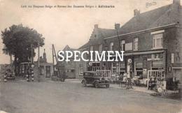 Café Au Drapeau Belge Et Bureau Des Douanes Belges - Adinkerke - De Panne