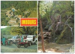 Carte Postale 07. Larnas  Domaine D'Imbours  Jeep  Trés Beau Plan - France