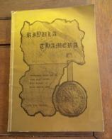 Boek   RIPULA  THAMERA  _- Rupel-- Demer - Streek  -- Klein-Brabant & De Durme--Schelde - Hoek 1981 Gesigneerd - Archeologie
