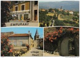 Carte Postale 07. Empurany  Trés Beau Plan - France