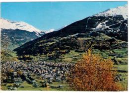Bormio (So). Panorama. VG. - Sondrio