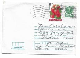 Bulgaria Post Pay 1986 Strawberry - Non Classificati