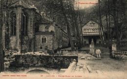 9860-2019    CAYLUS     NOTRTE DAME DE LIVRON - Francia