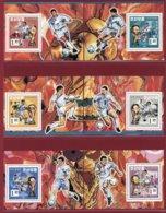 Korea 1994, SC #3394-99, 6S/S, Specimen, USA World Cup, Football - Fußball-Weltmeisterschaft