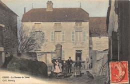 CPA 58 COSNE LE BUREAU DE TABAC   1908 - Cosne Cours Sur Loire