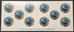 Carnet Non Plié  N° 17  Neuf **  TTB - France