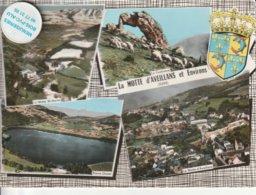 38 - Très Belle Carte Postale Semi Moderne Dentelée De  LA MOTTE D'AVEILLANS  Multi Vues - Other Municipalities