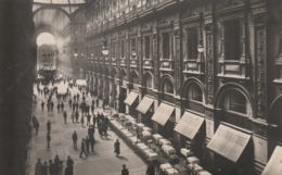 Lombardia - Milano - Galleria Vittorio Emanuele (interno) - - Milano (Milan)