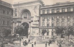 Lombardia - Milano - Piazza Della Scala E Monumento A Leonardo Da Vinci - - Milano (Milan)