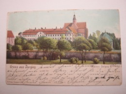DARGUN, Schöne Karte  Um 1901 - Deutschland