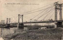 9873-2019      PONT DE TRES CASSES - France