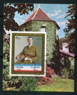 FUJEIRA- B.F Y&T N°78- Oblitéré (G. De Gaulle) - Fujeira