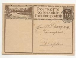 "Schweiz Suisse 1929: Bild-PK / CPI ""MONTANA-LAC-GRENON"" Mit O WÄNGI 16.XI.29 (THURGAU) Nach Weinfelden - Interi Postali"