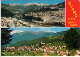 Ovaro (Carnia Friuli). Estate Inverno. VG. - Italy