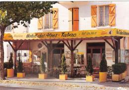 CPSM DE GUILLAUMES HOTEL RESTAURANT BAR DES ALPES CHEZ MAURICE - France