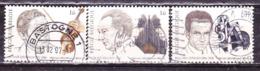 Belgio 1996 Artistil  Serie Non  Completa Usata - Belgium
