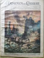 La Domenica Del Corriere 20 Ottobre 1918 WW1 Granatieri Grafenwohr Cambrai Palo - Guerra 1914-18