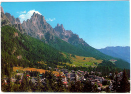 S.Martino Di Castrozza (Tn). Panorama. VG. - Other Cities