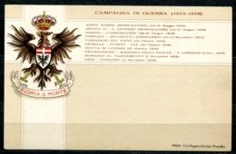 CV3019 MILITARI REGGIMENTALI 27° Reggimento Cavalleggeri Aquila, FP, Non Viaggiata, Ottime Condizioni - Regiments