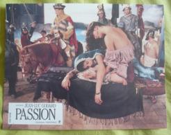12 Photos Du Film Passion (1981) – Jean-Luc Godard - Albums & Collections
